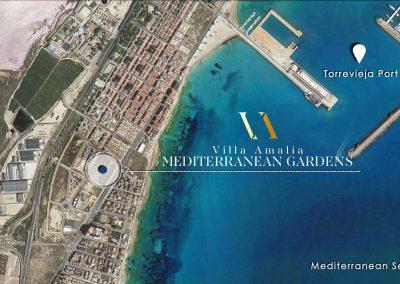mediterranean gardens karta